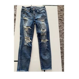 American eagle regular for jeans